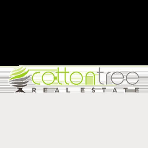 Cotton Tree Real Estate Logo