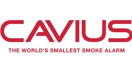 Cavius Smoke Alarms Logo